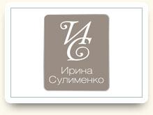 Дизайн логотипа Ирина Сулименко