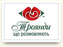 Дизайн логотипа Розы, которые говорят