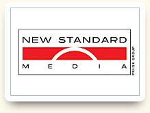 Дизайн логотипа NewStandardMedia