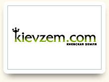 Дизайн логотипа Киевзем