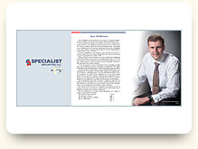 Буклет Specialist LLC